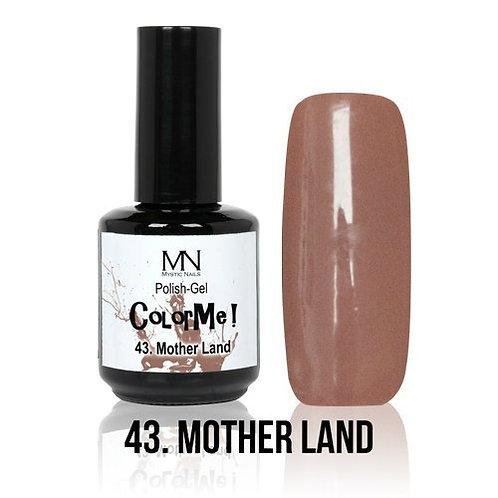 MN Color Gel Mother Land 43
