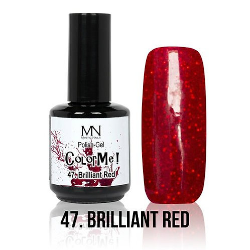 MN Color Gel Brilliant Red