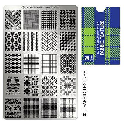 Moyra Baskı Fabric Texture