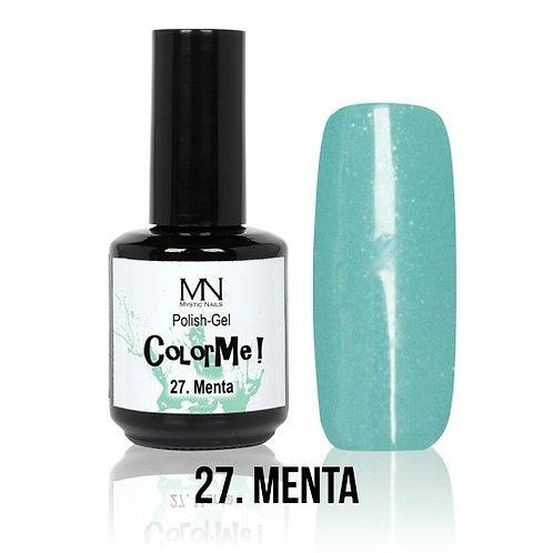 MN Color Gel Menta 27