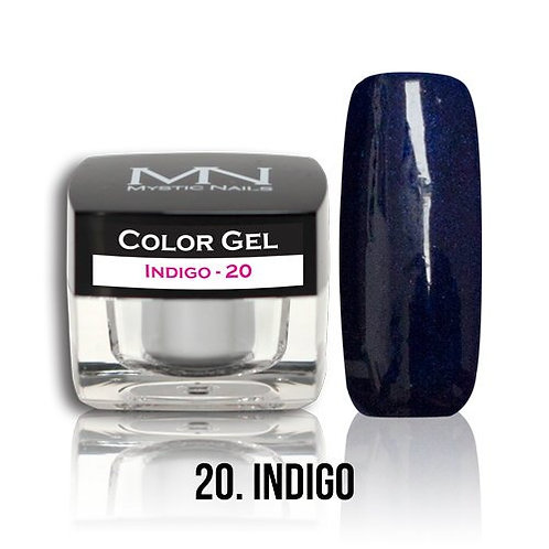 MN Color Gel İndigo 20