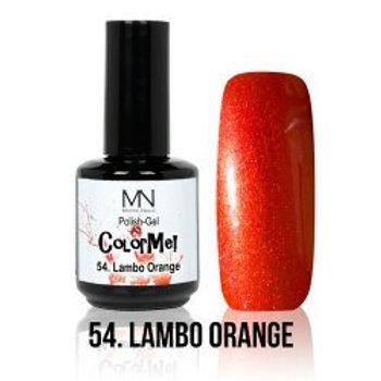 MN Color Gel Lambo Orange 54