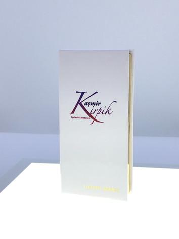 Kaşmir Kirpik Luxury Series