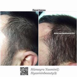 Saç Kıran'da Saç Simülasyonu