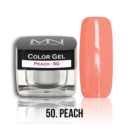 MN Color Gel Peach 50