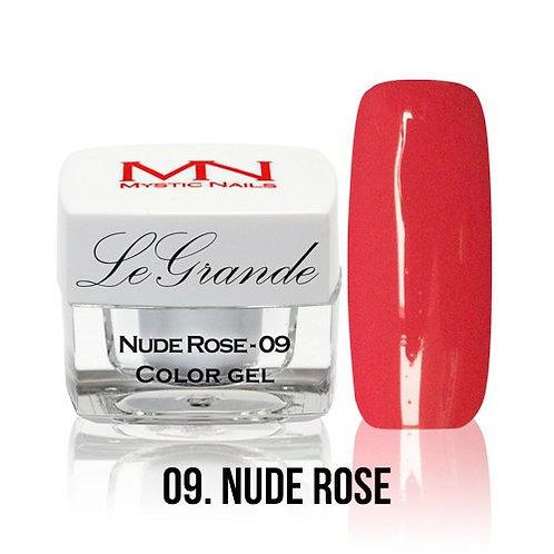 MN Le Grande Color UV Gel Nude Rose