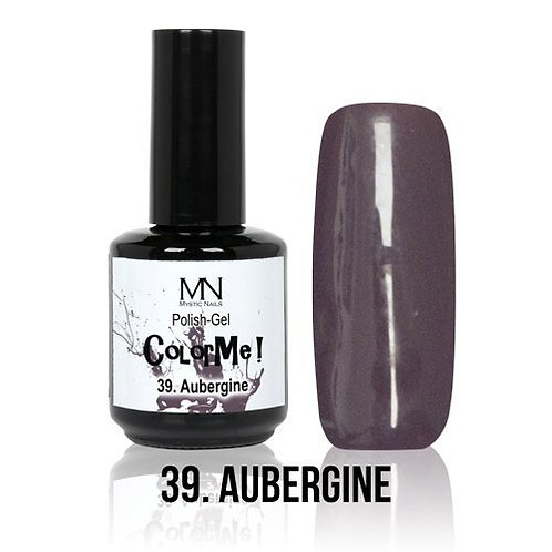 MN Color Gel Aubergine 39