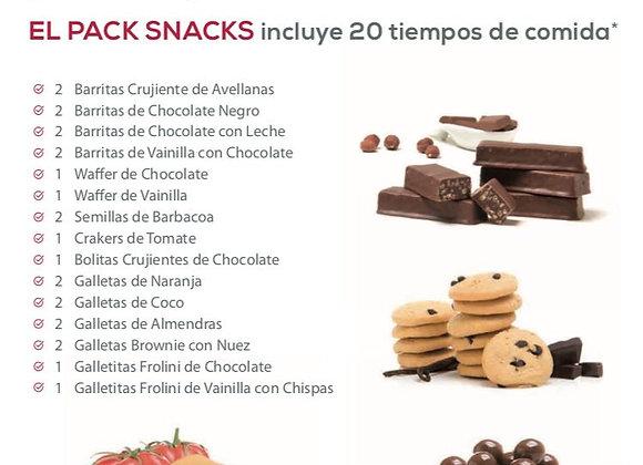 20 Snacks