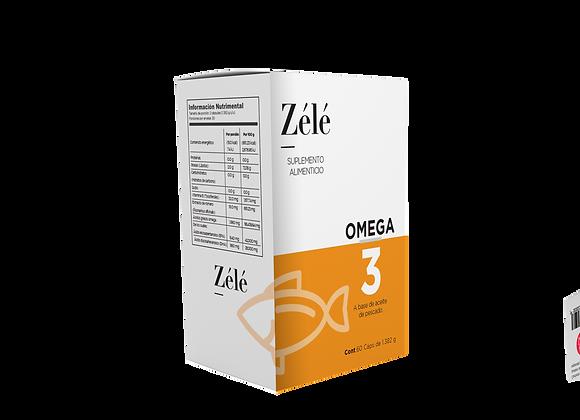Omega 3 con DHA y EPA