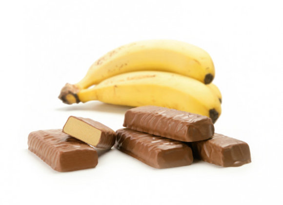Barrita: PLÁTANO-CHOCOLATE