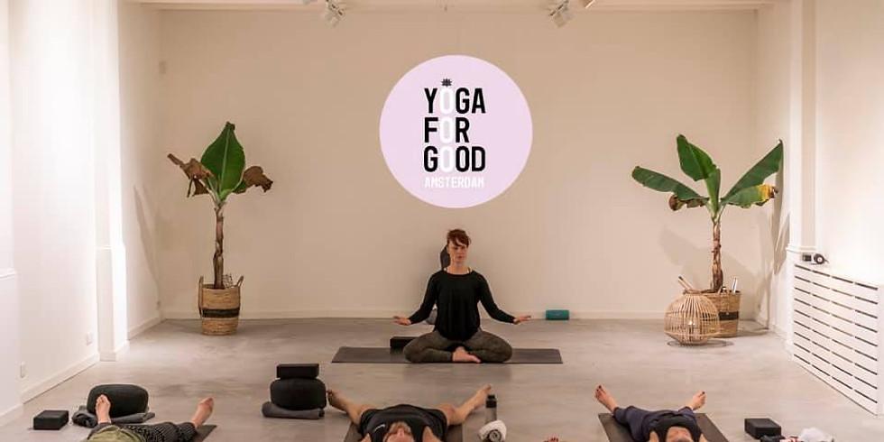 Hands-on Yoga XXL Special adjustments