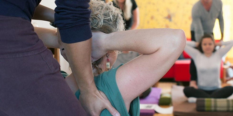 3 hours 'Hands on' Thai massage class with Cleo