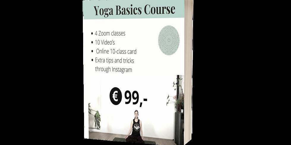 Yoga Basics Cursus