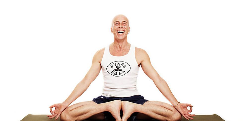 Hatha yoga workshop with Gösta (Svaha Yoga)