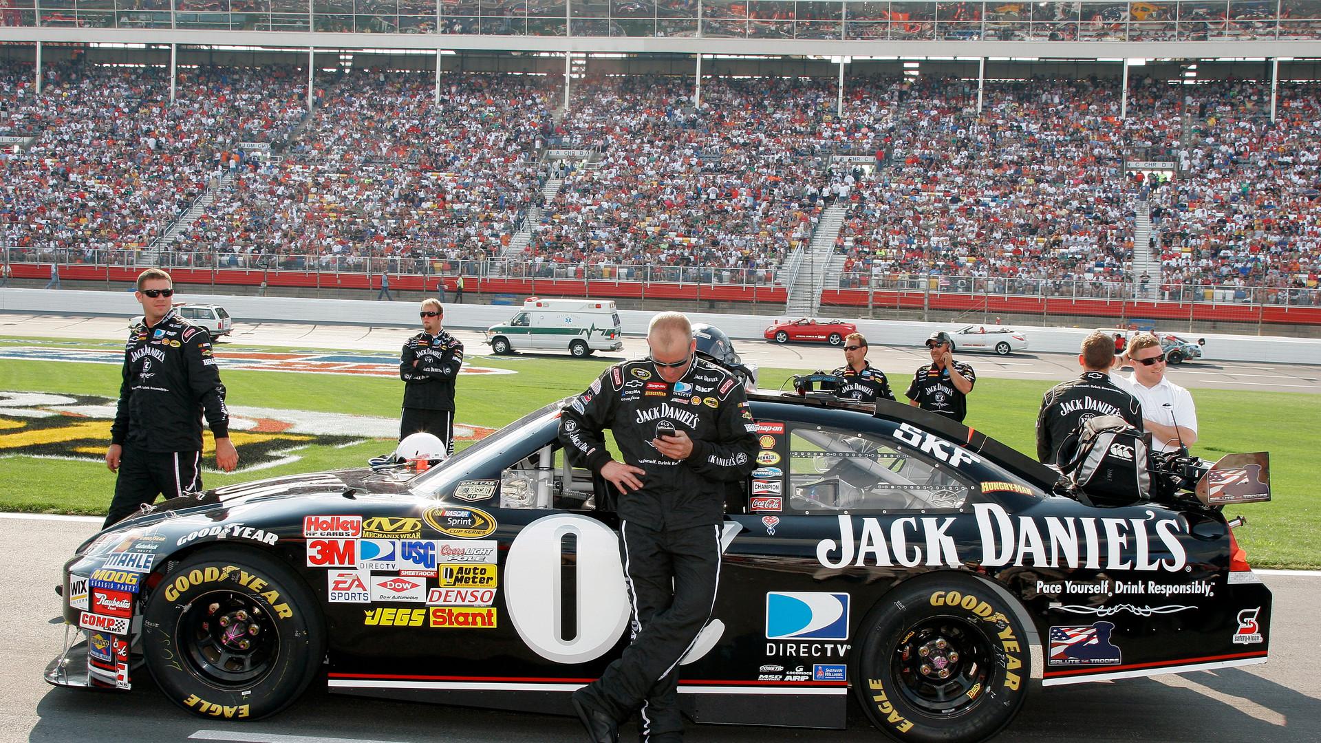 Jack Daniel's Nascar Event