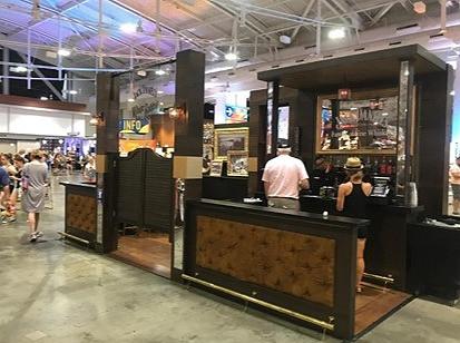 Jack Daniel's Trade Booth