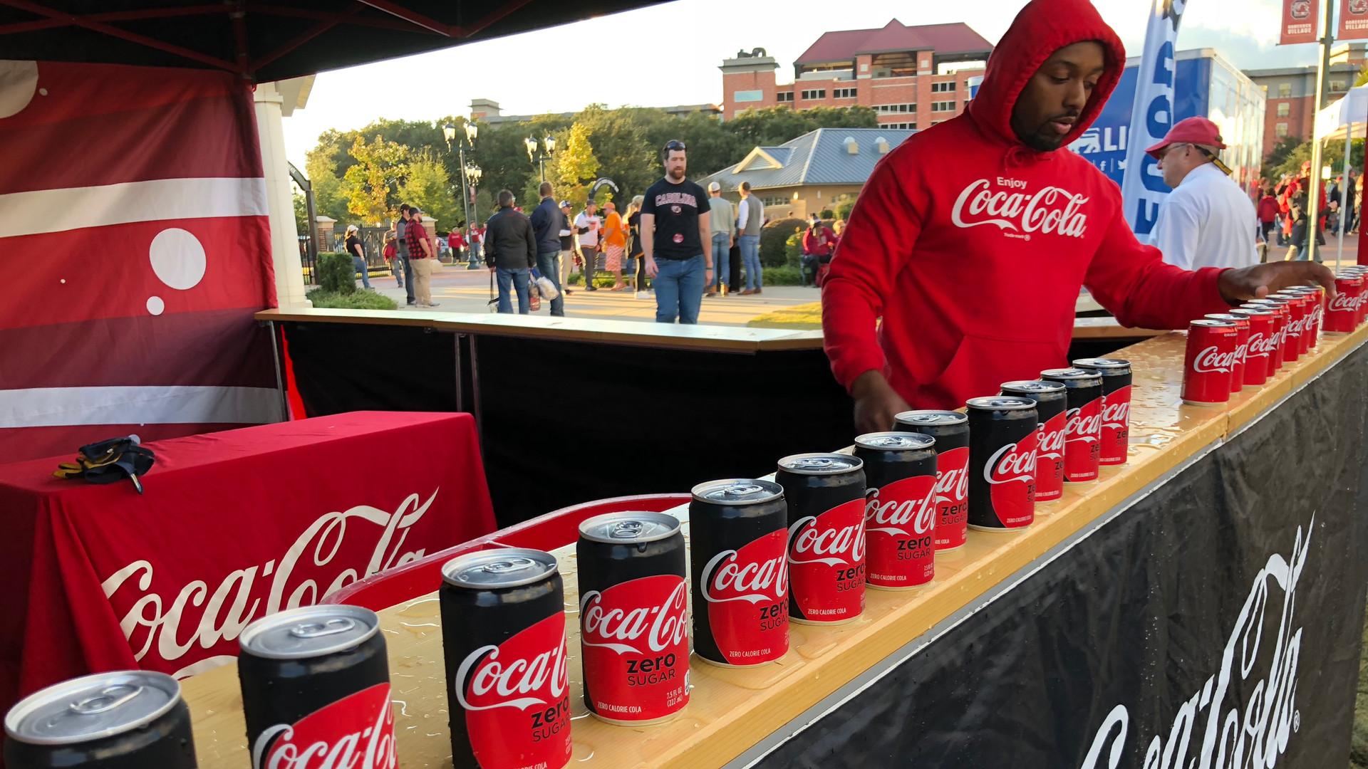 Coca-Cola Activation