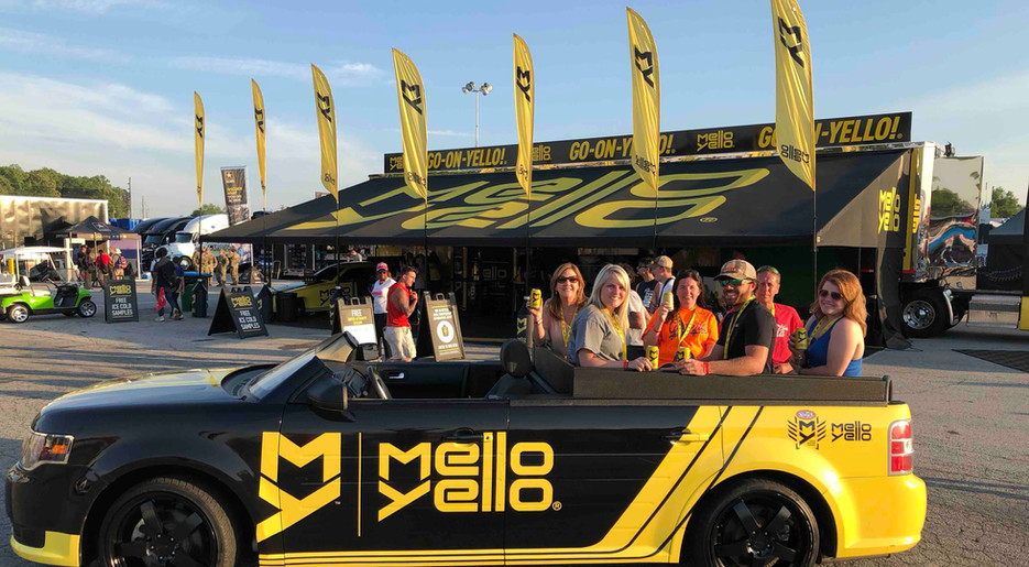 Mello Yello Power House