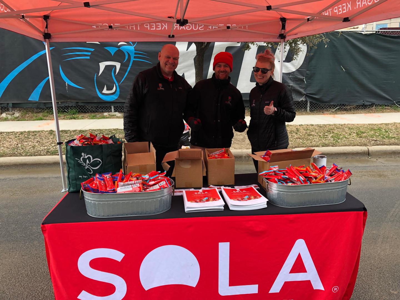 SOLA Team