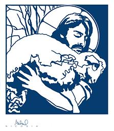 Church Logo by Fr. Michael Nicosia