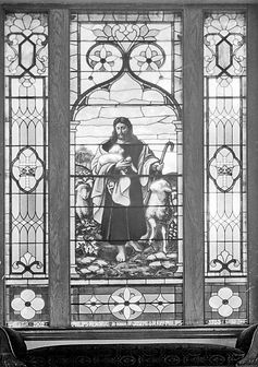 Good Shepherd Stained Glass