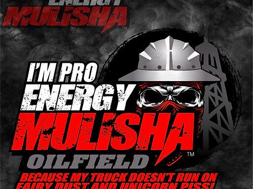 Energy Mulisha Decals