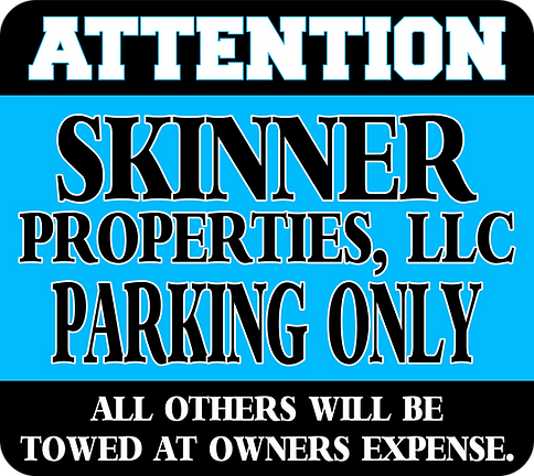 Skinner Properties Parking Signs.png