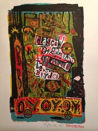 Glasgow Dreamer Album Artwork