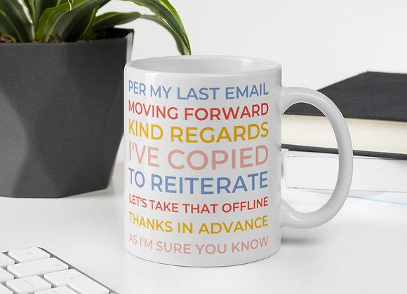 Corporate Phrases Mug