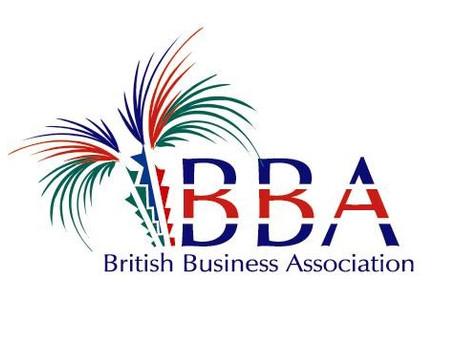 BBA Member Update: October 2017
