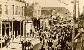 Virginia City circa 1900