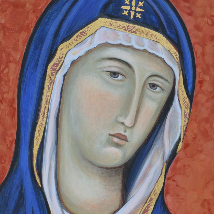 Study of Mary I