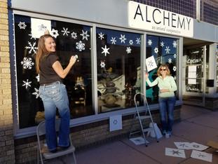 Alchemy Adds a Seasonal Touch!