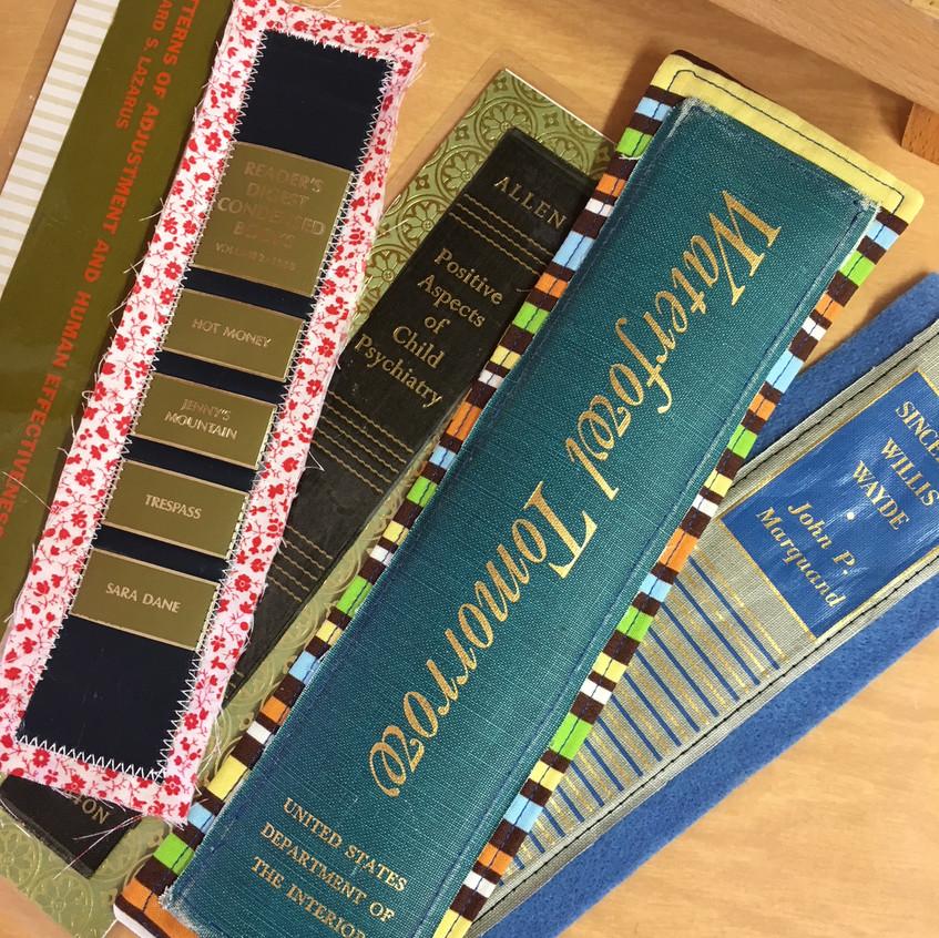 bookmarks by Lori Hunter
