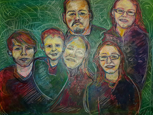 Noelle Weimann Offers Portrait Commissions