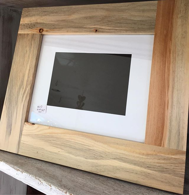Picture frame by Joel Newquist.