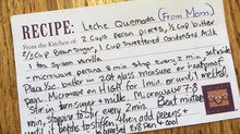 Alchemy's 15 Days of Recipes - Leche Quemada