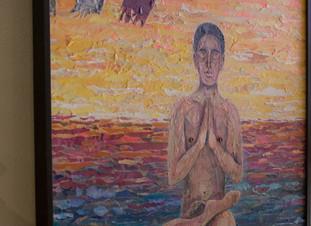The principles of true art is not to portray, but to evoke. -Jerzy Kosinski