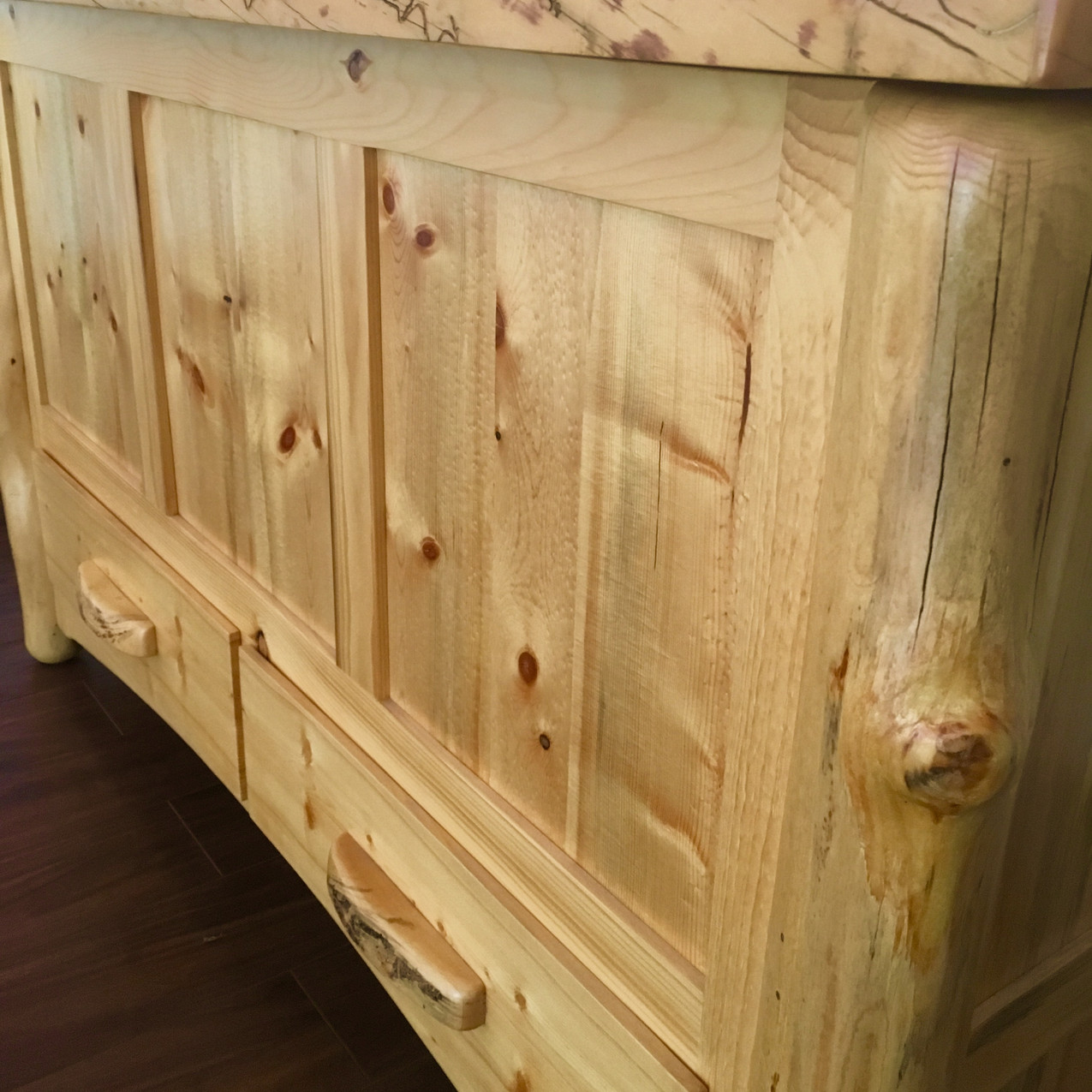 Chest with drawers by Joel Newquist