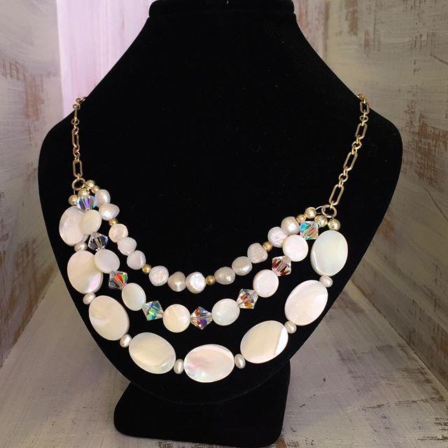 Necklace by Stephanie Harris