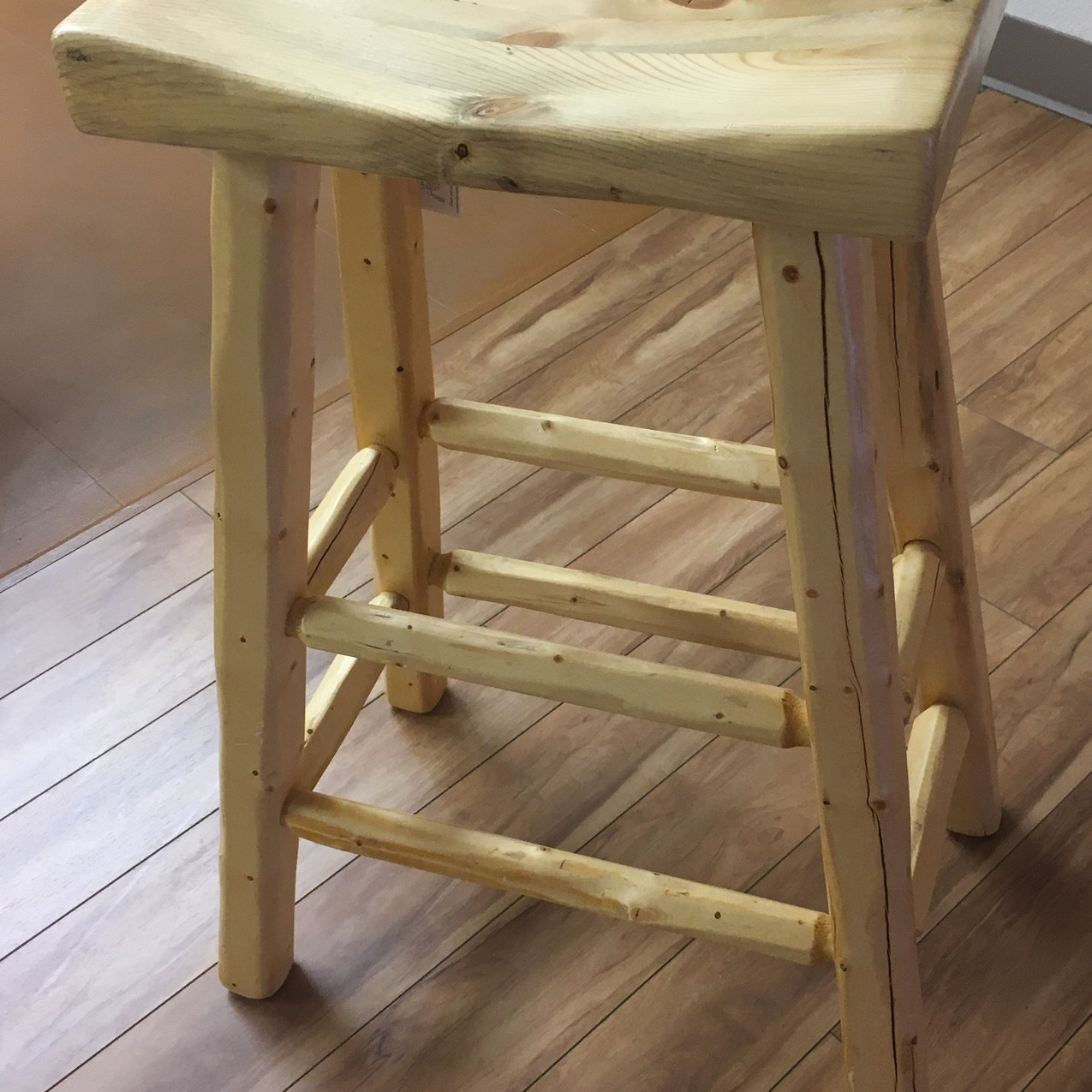Counter stool by Joel Newquist