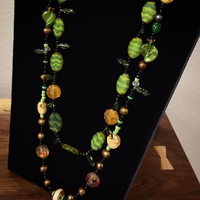 Necklace by Noelle Weimann
