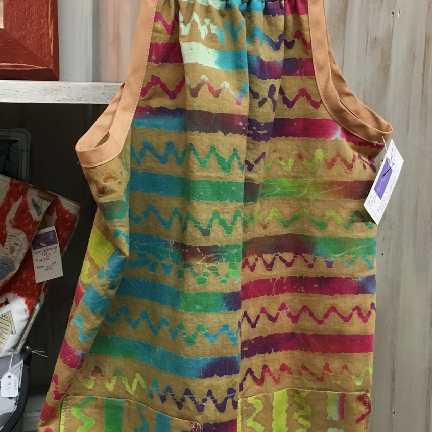 Apron by Mary Haper