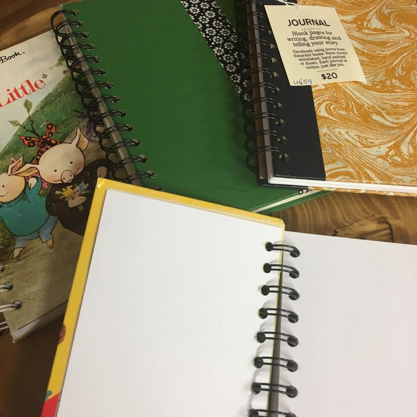 Journals by Lori Hunter