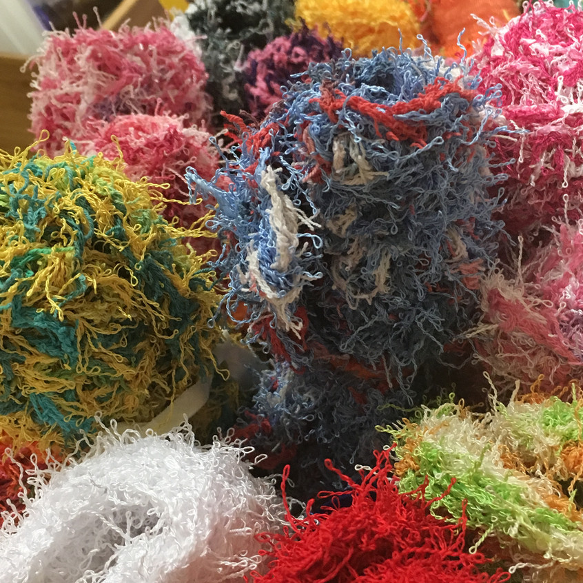 Scrubbies by Mary Haper