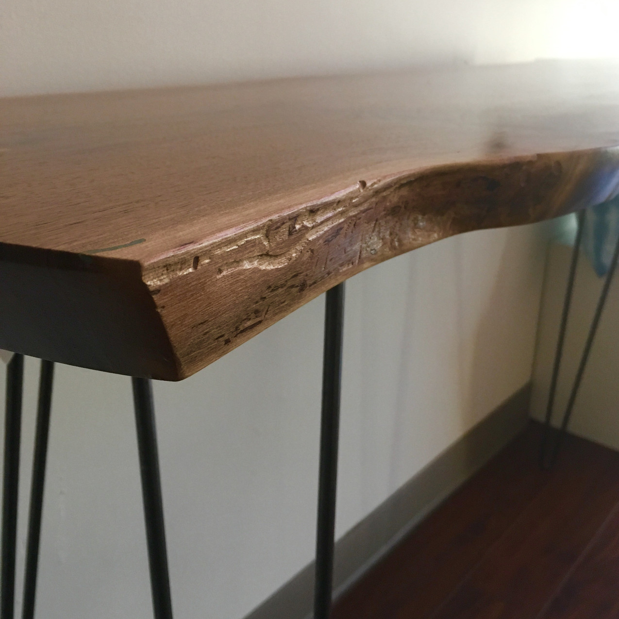 Sofa table by Joel Newquist