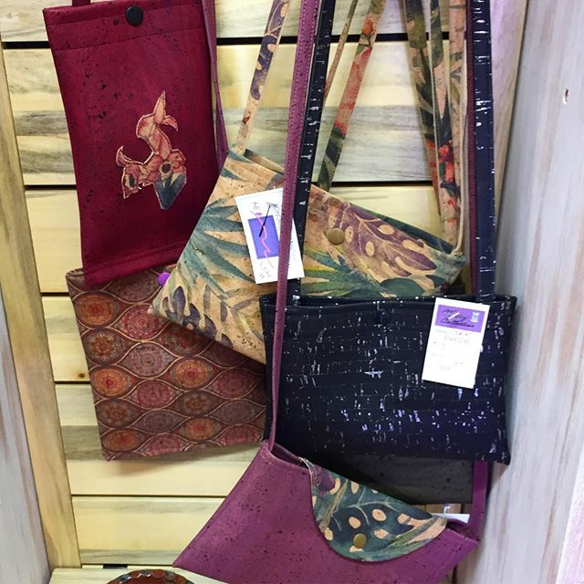 Purses by Mary Haper