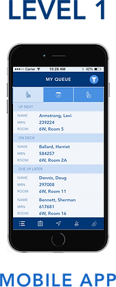 Motion Memory mobile application