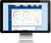 Beacinsight's web-based simulator tool, Worklow Insights.