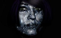 self portrait by bransha gaurier